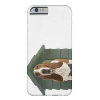 Hund vid hundkojan barely there iPhone 6 skal