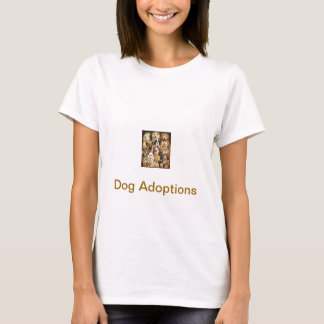 HundadoptionT-tröja T Shirts