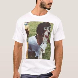 Hundar i 70-tal tee shirt