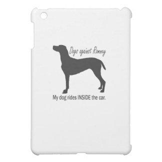 Hundar mot Romney iPad Mini Mobil Skydd