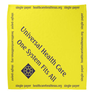 HundBandana för universell sjukvård Scarf