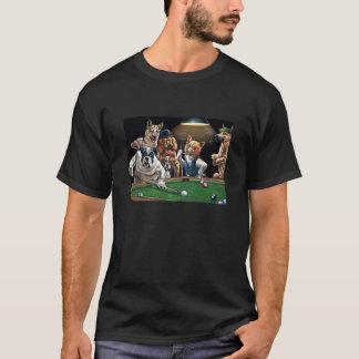 Hundbenbiljard T Shirt