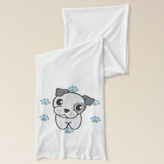 Hunden flyger Cartoons™ - diesel Sjal