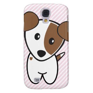 Hunden flyger Cartoons™ - lilja Galaxy S4 Fodral