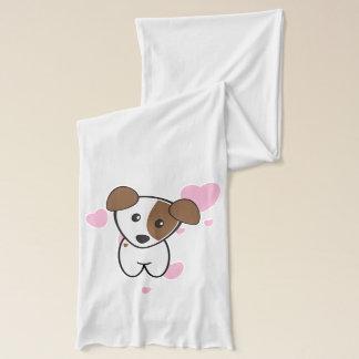 Hunden flyger Cartoons™ - lilja Sjal