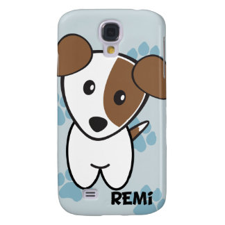 Hunden flyger Cartoons™ - Remi Galaxy S4 Fodral