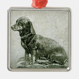 Hunden Jacob Julgransprydnad Metall