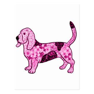 Hundhund Vykort