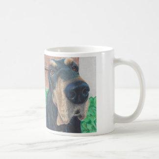 hundkaffemugg kaffemugg