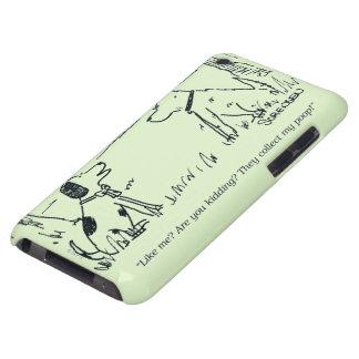 Hundkärlek iPod Touch Cases