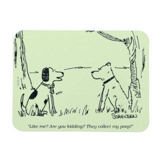 Hundkärlek Magnet