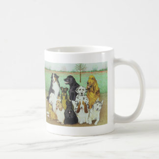 Hundklocka Kaffemugg