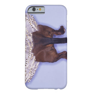 Hunduppklädd Barely There iPhone 6 Fodral