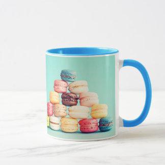 Hungrig Macaron hipster, multifärgad, sötsakkakor