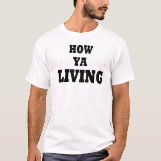 Hur dig som bor? t-shirt