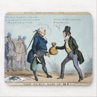 Hur gjorde man får en MP, 19th Juli 1830 Musmatta