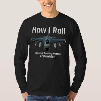 Hur jag rullar! Jet Tee Shirts