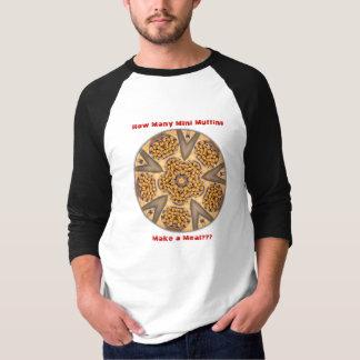 Hur många gör mini- muffiner ett mål? tröjor