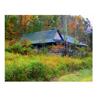 Hus av förflutnan vykort