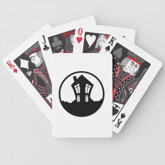 Hus av Geekery Merchandise Spelkort