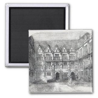 Hus av herr Thomas Gresham Magnet