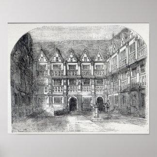 Hus av herr Thomas Gresham Poster