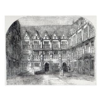 Hus av herr Thomas Gresham Vykort