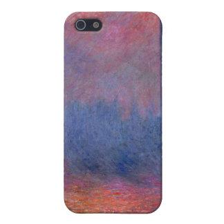 Hus av parlamentet - Claude Monet iPhone 5 Cover