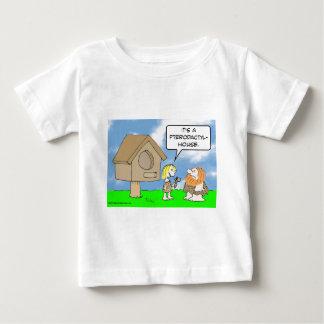 Hus för Cavewomanbyggandepterodactyl Tshirts