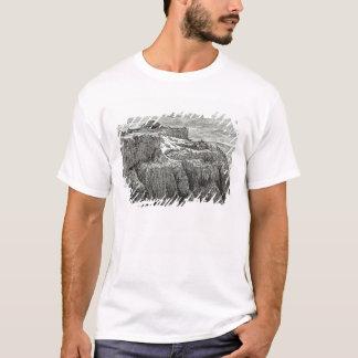 Hus Magdala för kung Theodores T-shirts