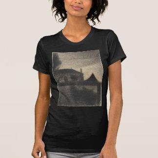 Hus på skymningen (La Cité) T Shirts