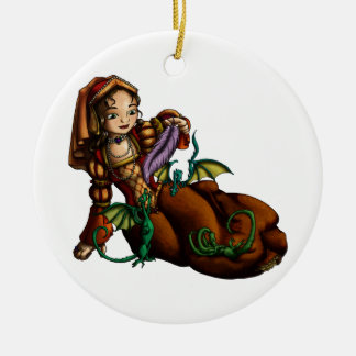 Husdjur för dam Merewalds Julgransprydnad Keramik