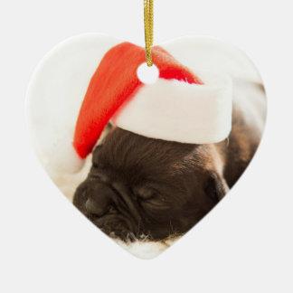 Husdjur första julprydnad julgransprydnad keramik