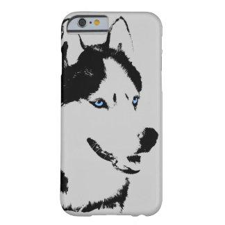 Husky iPhone 6 fodral för fodralsiberian Barely There iPhone 6 Skal