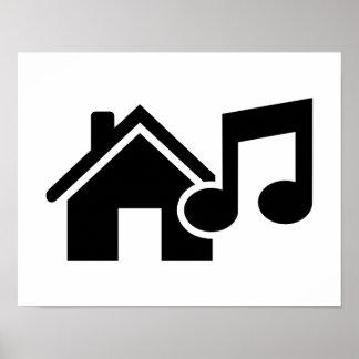 Husmusik noterar