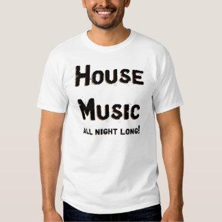 Husmusik T Shirts
