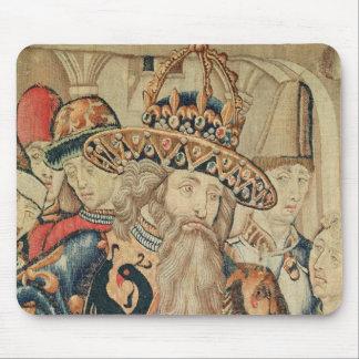 Huvud av Charlemagne, Tournai seminarium Musmatta