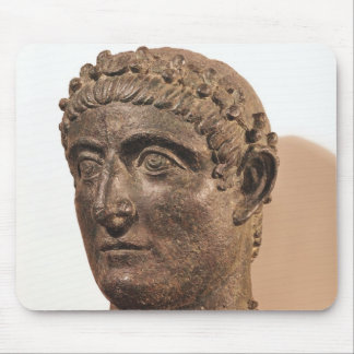 Huvud av Constantine underbaren Musmatta