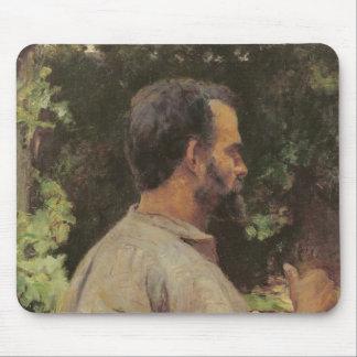 Huvud av en man, Monsieur Etienne Devismes, 1882 Musmatta