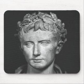 Huvud av kejsaren Augustus Musmatta