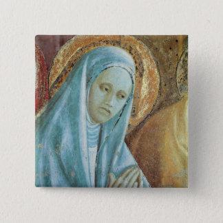 Huvud av Sanktt Anne från presentationen av Standard Kanpp Fyrkantig 5.1 Cm