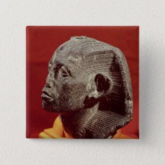 Huvud av Sesostris III, från Medamud nära Standard Kanpp Fyrkantig 5.1 Cm