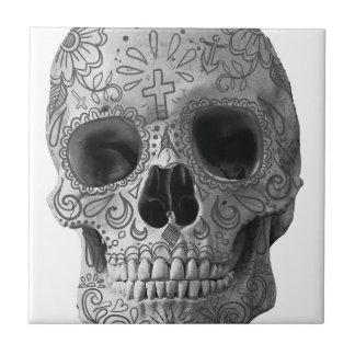 Huvud för Aztec för ansikte för Wellcoda 3D Kakelplatta