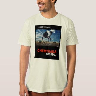 Huvud i sanden tee shirts