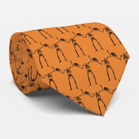 Huvudlöst skelett slips