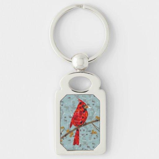 Nyckelring - Fågel i vit holk finns på PricePi.com. med grått 3de8d50a5650a