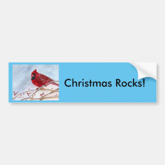 Huvudsaklig jul bildekal