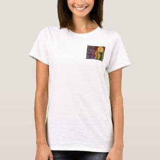 Huvudsakliga läka symboler för REIKI T Shirt