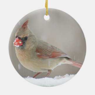 Huvudsakligt foto julgransprydnad keramik
