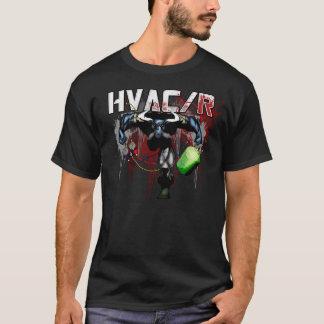 Hvac-tjur som laddar 2013-02 tshirts
